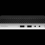 HP ProDesk 400 G5 DM
